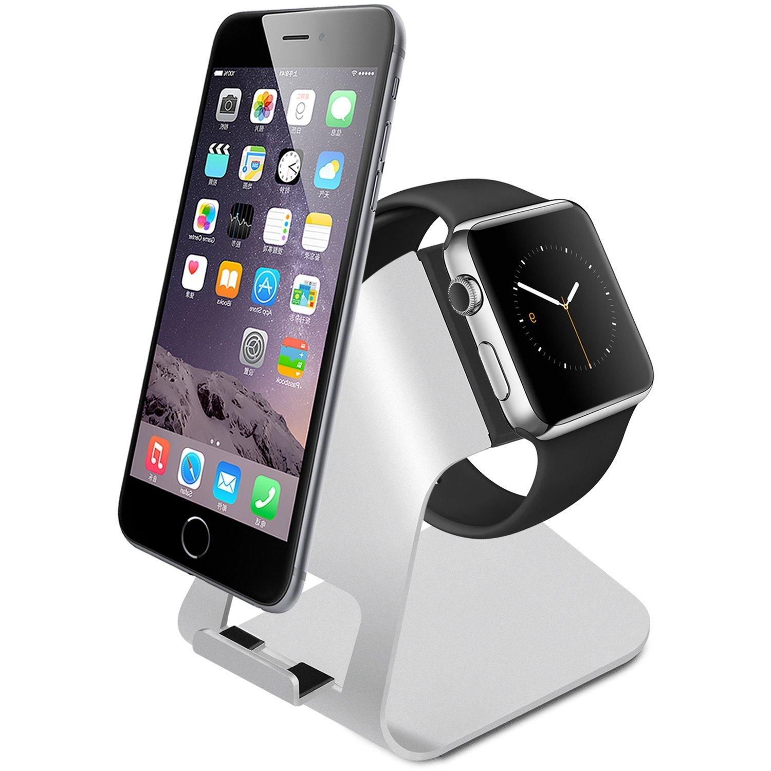 Buy Charging Station For Apple Watch And Iphone Only At