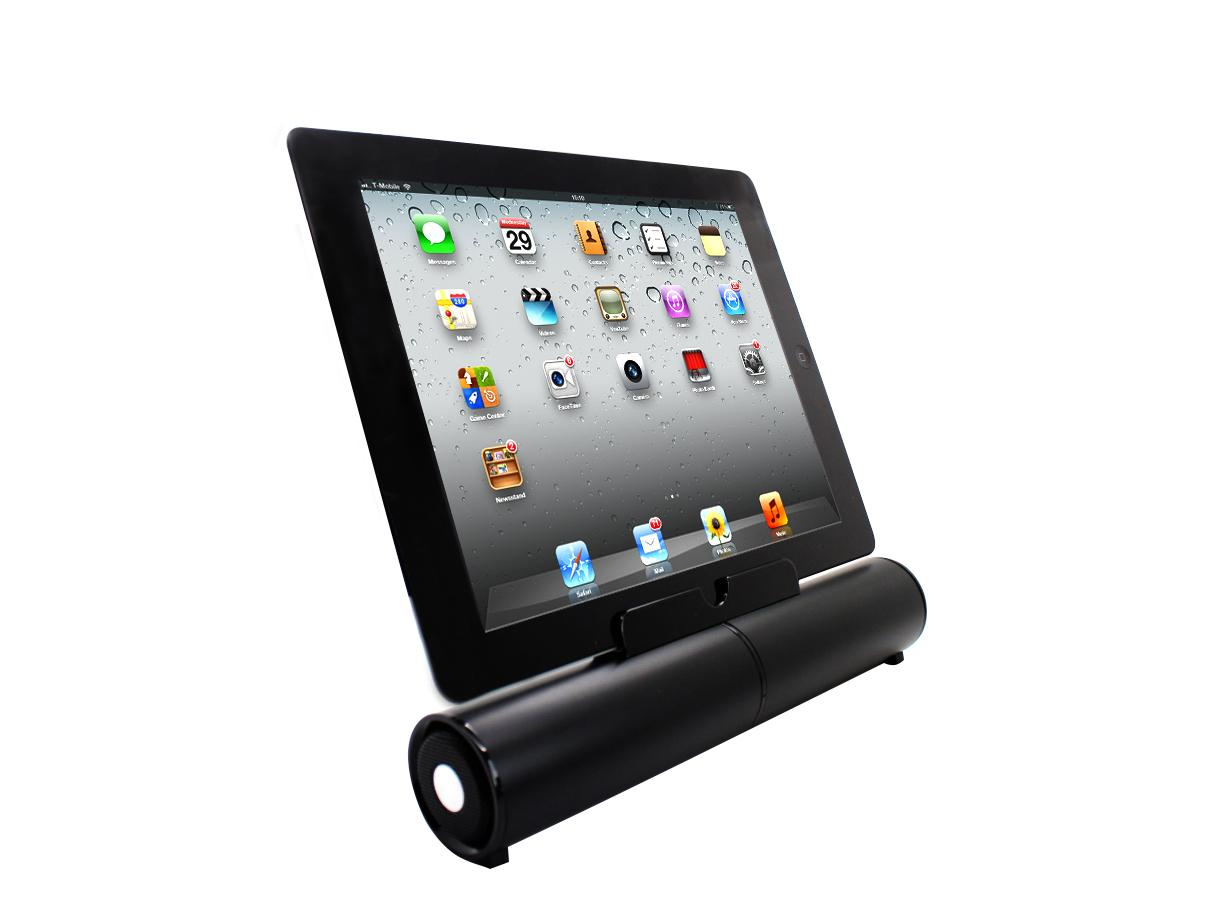 Buy Portable Bluetooth Wireless Ipad Speaker Dock Only At