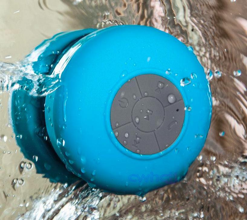 Buy Waterproof Bluetooth Shower Speaker Only At Uerotek
