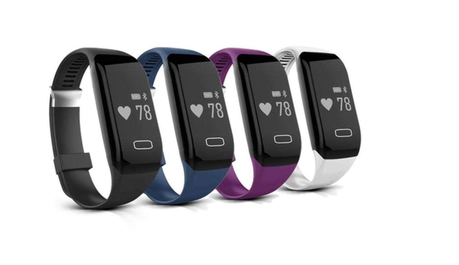 Buy Apachie Smart Activity Tracker With Hr Swim Only At